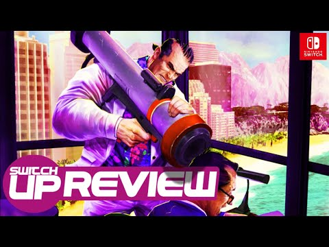Shakedown: Hawaii Switch Review - Retro City Rampage's SEQUEL
