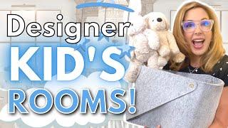 Designer Kids Rooms (Tricks & Tips)