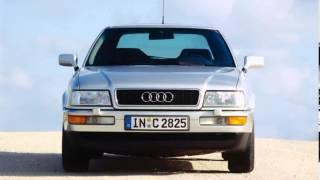 Audi Coupe II B3 Exterior & Interior