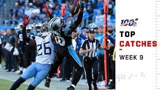Top Catches from Week 9 | NFL 2019 Highlights
