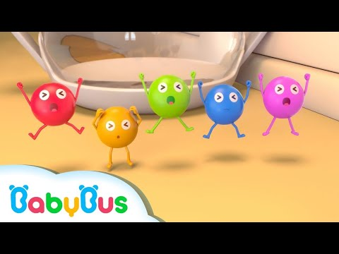Five Color Candies Swimming Song | Colors&Numbers Song | Nursery Rhymes | Kids Songs |BabyBus Arabic from YouTube · Duration:  21 minutes 1 seconds