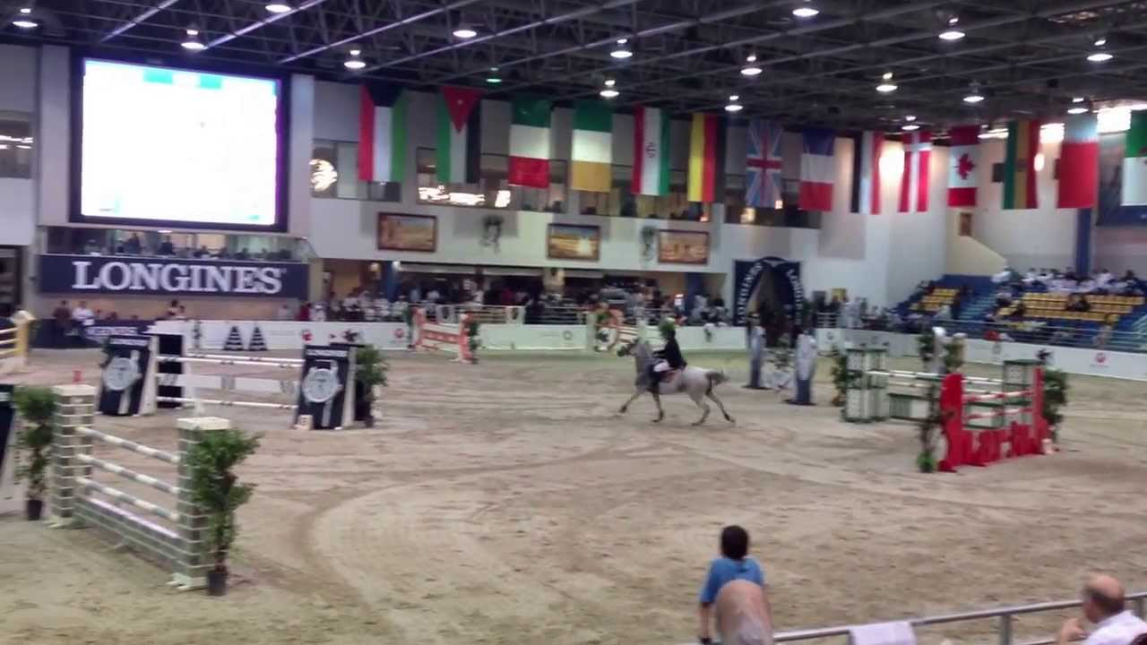 Karim Abbar - Puhr - Sharjah International Horse Show CSI3*