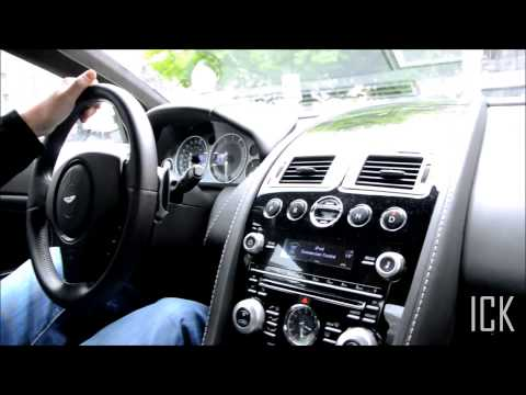 Aston Martin DBS - Ride, Startup, Sound and Acceleration