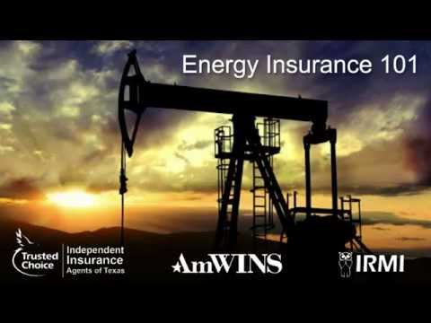 IIAT Presents Introduction to Oil and Gas Exposures and Insurance