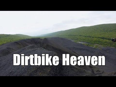 Exploring the Trevorton Coal Hills 2017 - Dirtbike Heaven