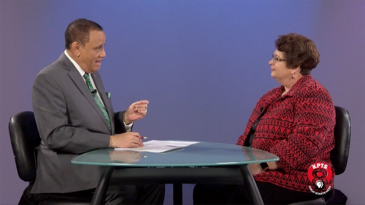 One on One with Victor Hogstrom: Vicki Johnson