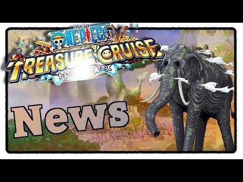 Zunisha Schiff auf Global & Neujahr Event! - One Piece Treasure Cruise [Deutsch]
