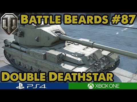 Battle Beards! Double Deathstar - WoT Console #87