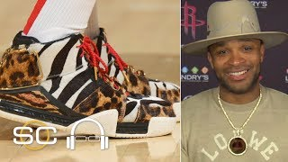PJ Tucker at the forefront of NBA sneaker culture   SC with SVP