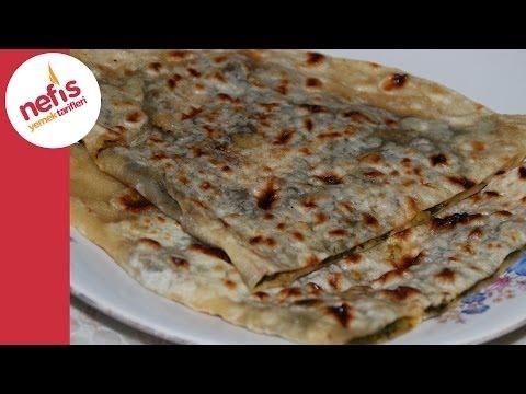 Gözleme Tarifi (Ispanaklı) | Nefis Yemek Tarifleri