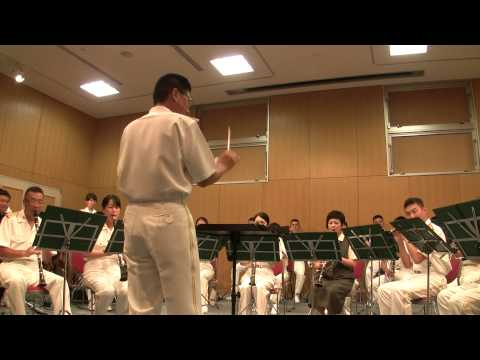 The Great Escape March 大脱走のテーマ - Japanese Army Band