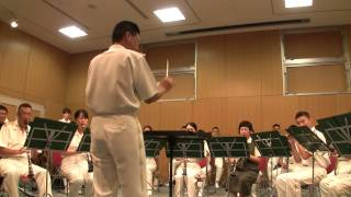 Composed by Elmer Bernstein. Played by Japan Ground Self-Defense Fo...
