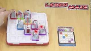 Lazer Maze Logic Game