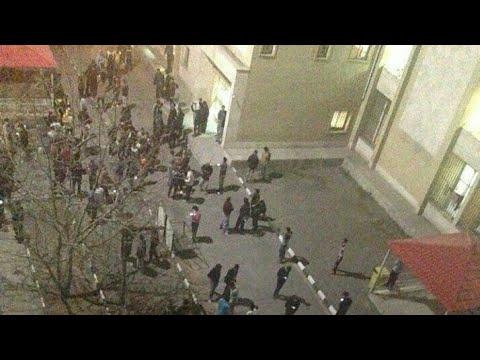 Now Iran : Earthquake of magnitude 5.2 strikes Tehran