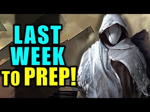 LAST WEEK to Prep for Season 11! - Prep Guide! | Destiny 2