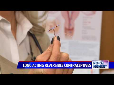 What are Long Acting Reversible Contraceptives?