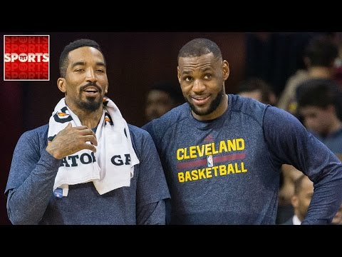 LEBRON JAMES Will Re-Sign With the CAVS [Should JR Smith Sign Too?]