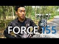 New Yamaha Force 155 Review. Best Scooter in Taiwan for 2017? 山葉機車 Force 155 用英文評論