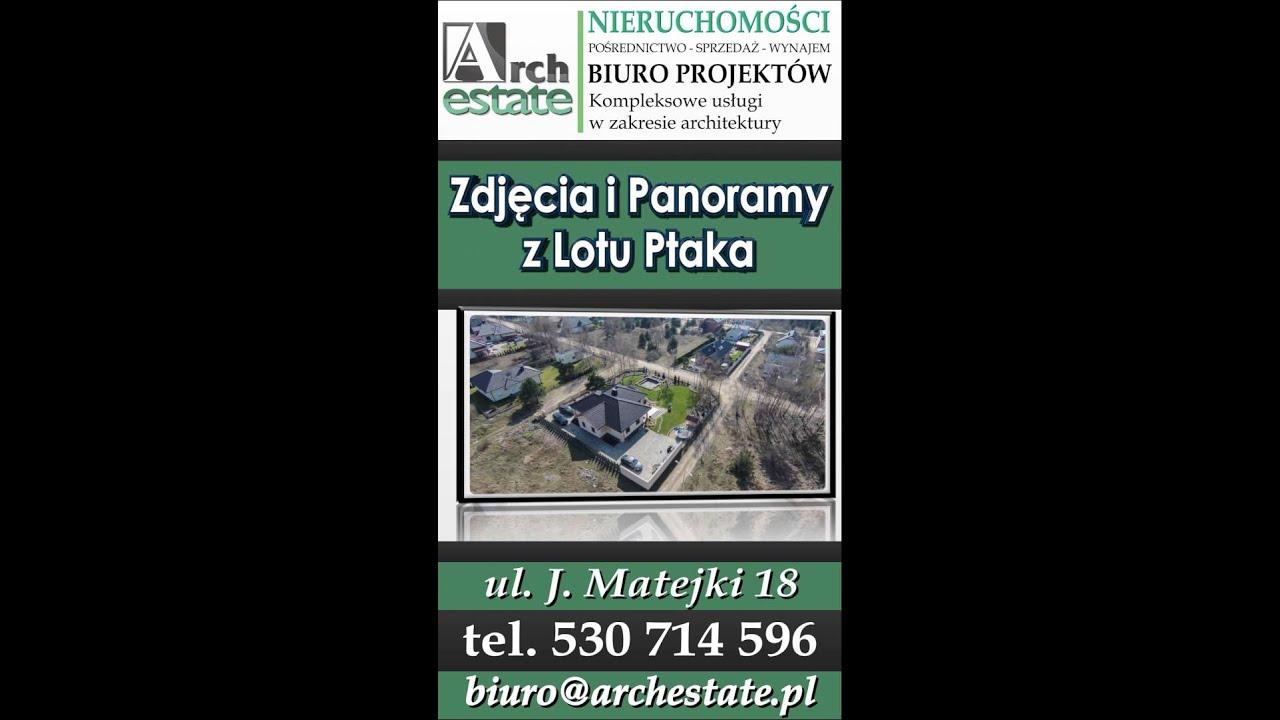 296da9a911 Spot reklamowy - ARCH ESTATE - Biuro projektów i nieruchomości - Bochnia