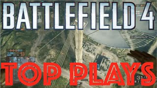 my top 10 bf4 moments of 2015 my bf4 top plays bf4 epic moments playlist