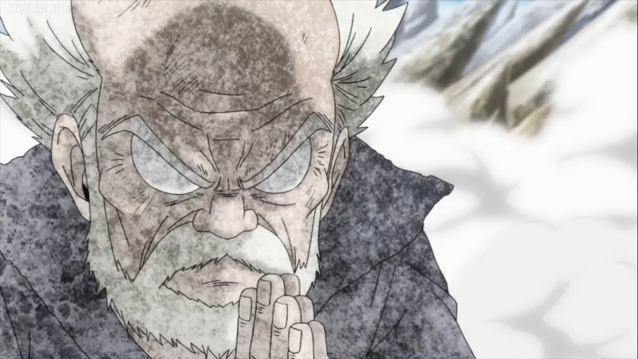 Fairy Tail Final Season - Makarov's Death. His Last Words to Erza ...