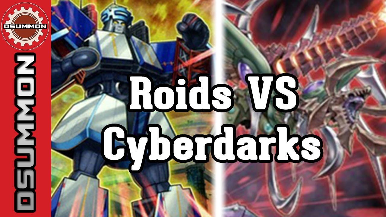 Yu gi oh ocg free duel roids vs cyberdarks battle of