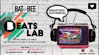 Beats Lab 3 - Boogieteque Electronica (Live Stream)