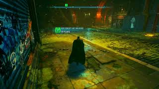 Batman Arkham Knight 100% Walkthrough part 124, 720p HD (NO COMMENTARY)