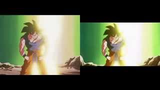 Dragon Box vs Orange Brick - Goku Goes Super Saiyan