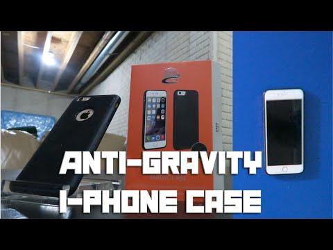 Anti-Gravity iPhone Case!?!?!?!