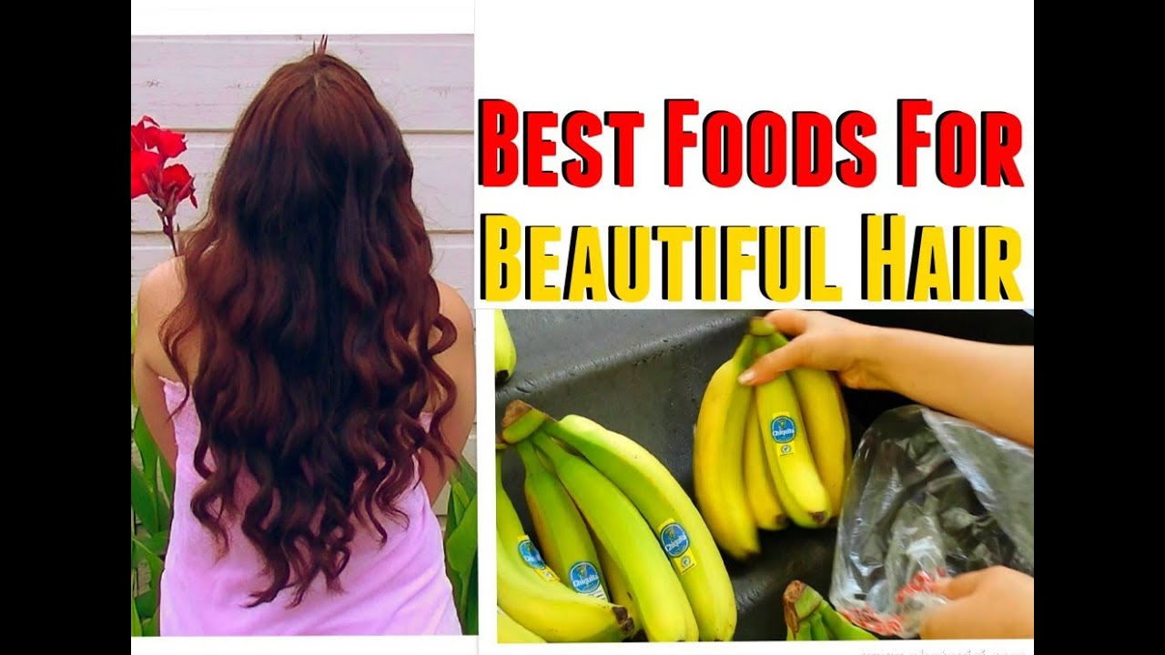 Foods To Eat To Make Hair Thicker