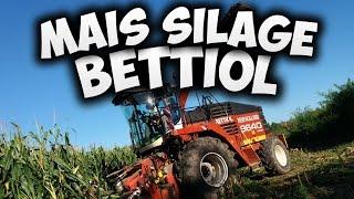 MAIS SILAGE | New Holland 9640 | Lamborghini & Same tractors [GO PRO]