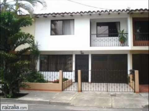 Vendo casa en la flora casas en venta en cali finca raiz for Casa colombia