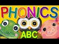 ABC Phonics Alphabet -Letter A to Z | Learning English for kids | Collection of Alphabet Phonics