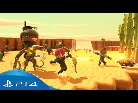 Portal Knights | What Is Portal Knights? | PS4