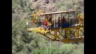 Bungee Jump at Rishikesh