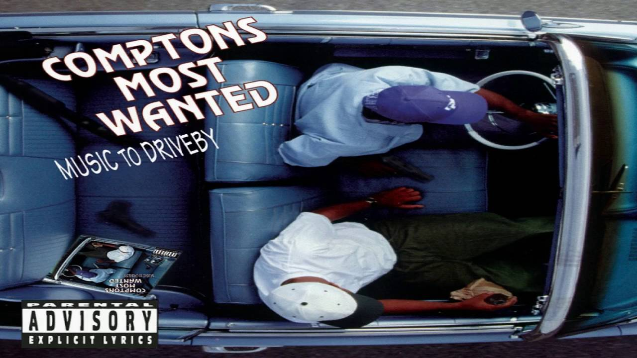 Compton's Most Wanted (Ft. Scarface)  N 2 Deep