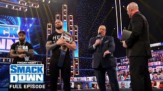 WWE SmackDown Full Episode, 12 February 2021