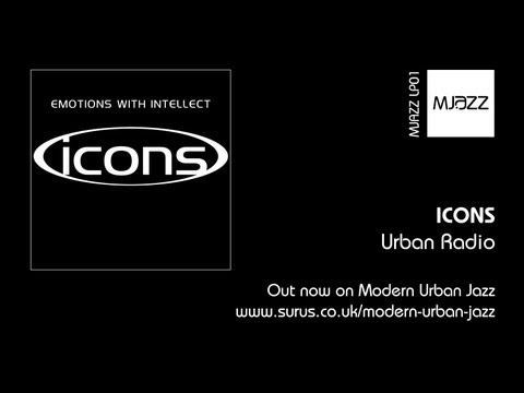 Urban Radio - ICONS - Emotions with Intellect