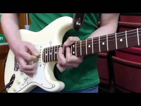 Ross Branch - Guitar Solo - The Chicken