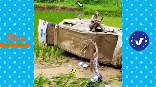 AWW New Funny Videos 2021 ● People doing funny and stupid things Part 33