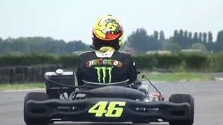 CRAZIEST Kart Engines EVER! Turbo Motorbike Valentino Rossi DriveTribe
