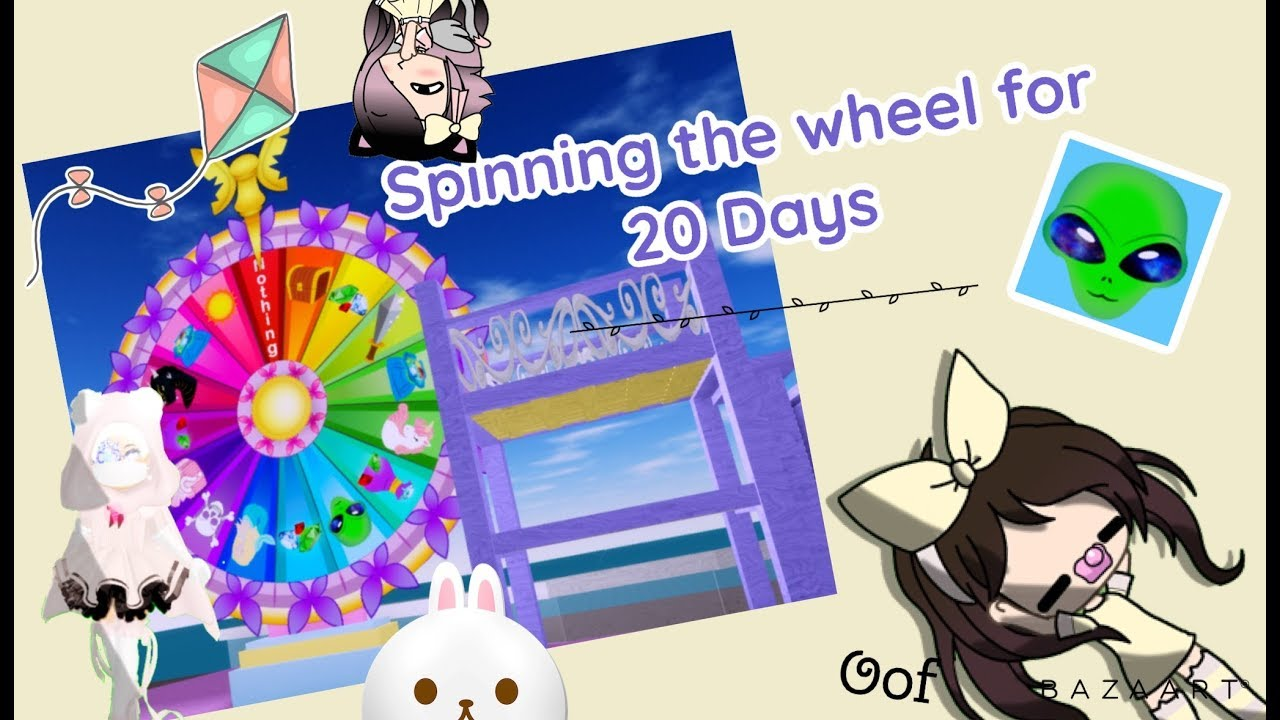 Spinning The Wheel Day 65 Mech Goggles Recorded Yesterday