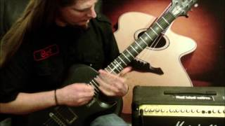 BA Guitar Tuition -The Immortal Sound Part 1 - Demonaz Days HD