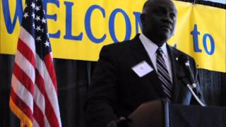 President H. James Williams, Fisk University,