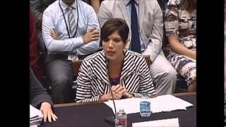 Testimony of Melissa Ohden, abortion survivor