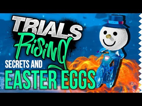 Best Trials Rising Easter Eggs and Secrets Discovered So Far!