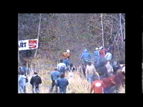 1983 Red Deer Fall Hillclimb