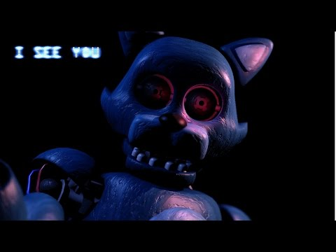 Five Nights at Candy's scratch #2