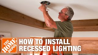 How to Install Recessed Lighting | Can Lights